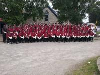 Scout House Alumni and Cadet Band