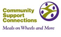 Community Support Connections - Meals on Wheels and More